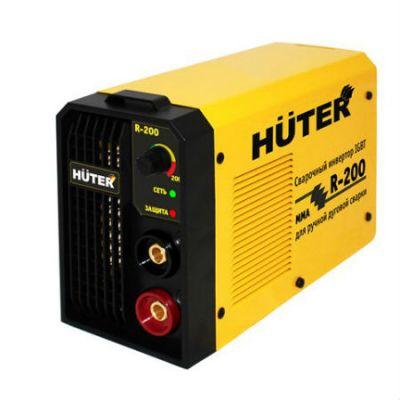 Аппарат Huter сварочный инверторный R-200