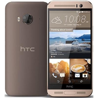 Смартфон HTC One E9+ dual sim Modern Gold 99HADM086-00