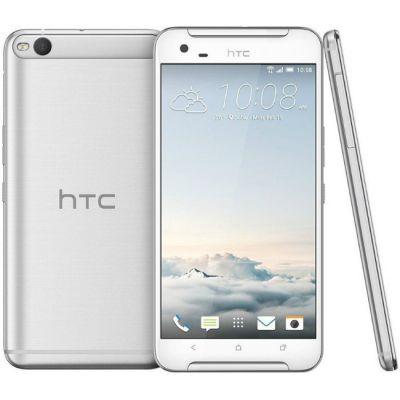 Смартфон HTC One X9 Dual Sim Silver 99HAHP016-00