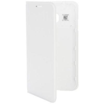 Чехол Samsung (флип-кейс) для Galaxy J1 mini EF-FJ105P, белый (EF-FJ105PWEGRU)