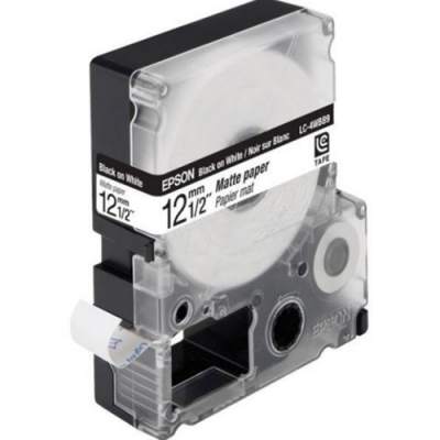 ��������� �������� Epson ����� ���������� LC4WBQ5 Iron on Blk/Wh 12/5 C53S625419