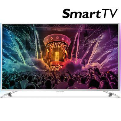 Телевизор Philips 4K UHD 43PUS6501/60