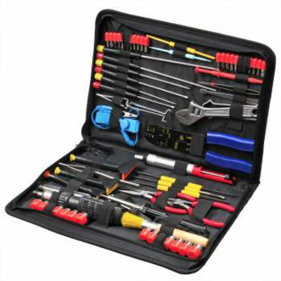 Набор Buro инструментов TC-1118 67 предметов (жесткий кейс)