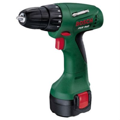 Дрель Bosch аккумуляторная (шуруповерт) PSR 960 0603944669