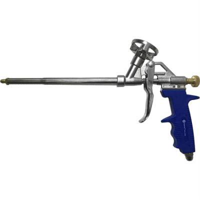 Пистолет КОБАЛЬТ для монтажной пены металлический корпус 244-056