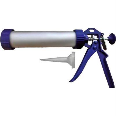КОБАЛЬТ Пистолет для герметика 310 мл, закрытый 244-025