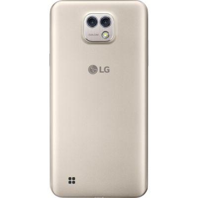 Смартфон LG X cam K580DS Золотистый LGK580DS.ACISGD