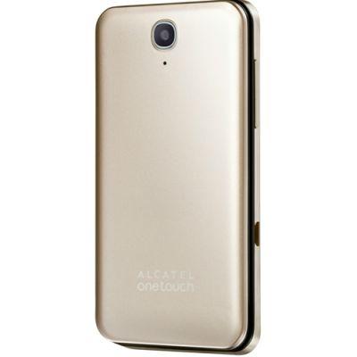 Телефон Alcatel One Touch 2012D Gold 2012D-2BALRU1-1