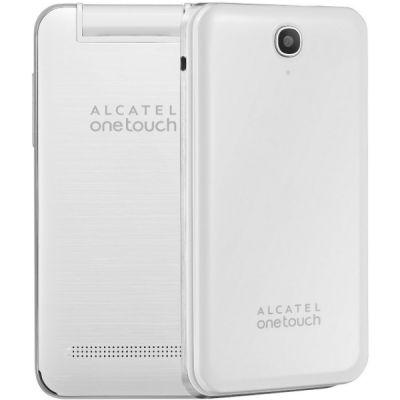 Телефон Alcatel One Touch 2012D White 2012D-2DALRU1-1