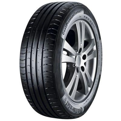 Летняя шина Continental ContiPremiumContact 5 215/55 R17 94V 356490