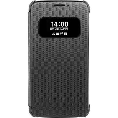 Чехол LG флип-кейс для LG G5/G5 SE CFV-160 титан CFV-160.AGRATB
