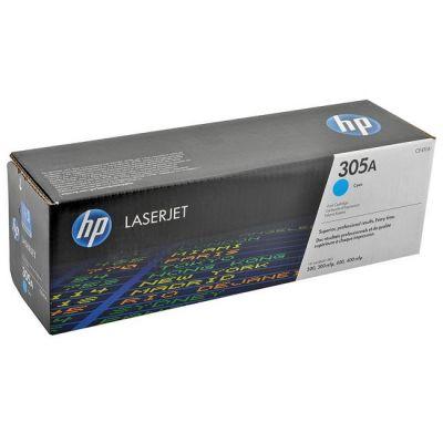 Расходный материал HP СЕ411А (305А)