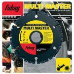 Диск Fubag алмазный D115 Multi Master для УШМ 88115-3