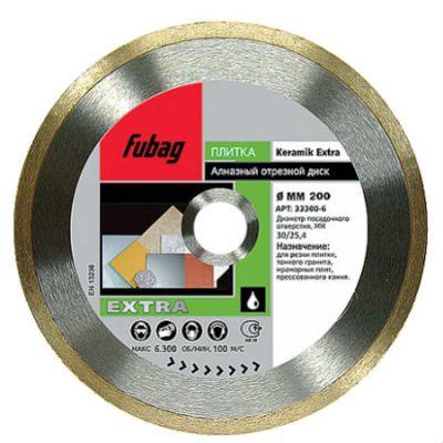 Диск Fubag алмазный D350 Keramik Extra для станков 33350-6
