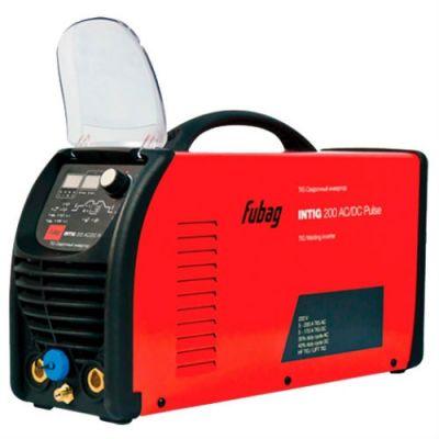 Аппарат Fubag сварочный инверторный INTIG 200 AC/DC PULSE 68 441.1