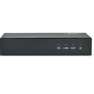 Комплект Digis передатчик-усилитель и приемник сигнала HDBT - HDMI, 4K, 100m, Ethernet, IR & RS232 EX-C100