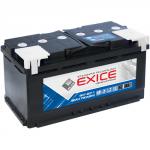 Автомобильный аккумулятор Exice standard 90 О.П. 9186793