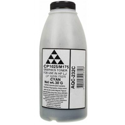��������� ��������, HP ����� ��� HP CP 1025/M 175/275 Cyan, (��.30�.) AQC ���. ������ AQC-232C