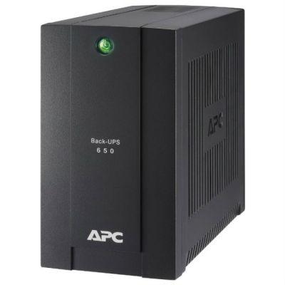 ��� APC Back-UPS 650VA, 230V, Schuko Model BC650-RSX761