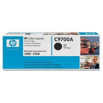 Картридж TrendArt C9700A для HP LaserJet CLJ2500 черный (5K)