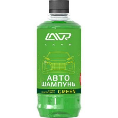 LAVR �����������-��������������� Green 1:120 - 1:320 Auto Shampoo Super Concentrate, 450��