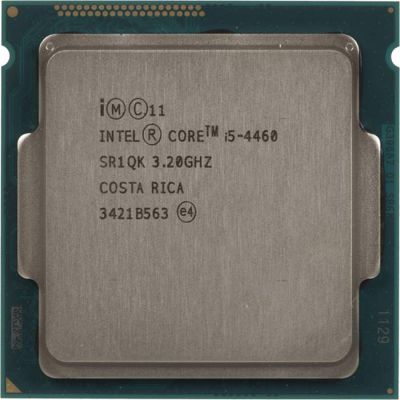 ��������� Intel Original Core i5 X4 4460 Socket-1150 (3.2/5000/6Mb/Intel HDG4600)