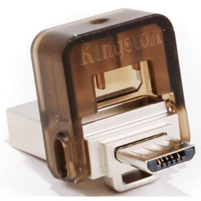Флешка Kingston USB 2.0 8GB DTDUO/8GB