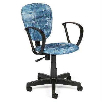 """Офисное кресло Тетчер СН413 ткань,""""Джинса"""""""