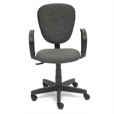 Офисное кресло Тетчер СН413 ткань, серый