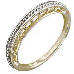 Кольцо(без камня)желтое золото585 пробы,вес: 2,25 г