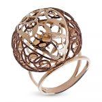 Кольцо(без камня)желтое золото585 пробы,вес: 5,18 г(доступные размеры: 17)