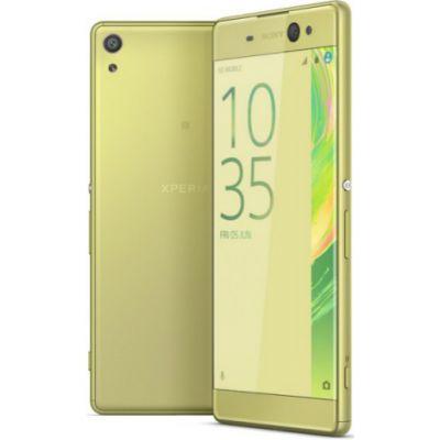�������� Sony Xperia XA Ultra F3211Lime_Gold