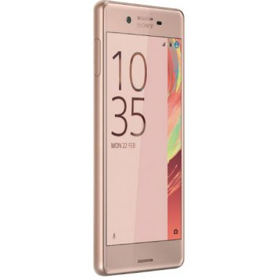 �������� Sony Xperia X F5121Rose_Gold