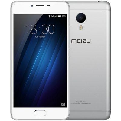 Смартфон Meizu M3s mini 16Gb Silver 1198411
