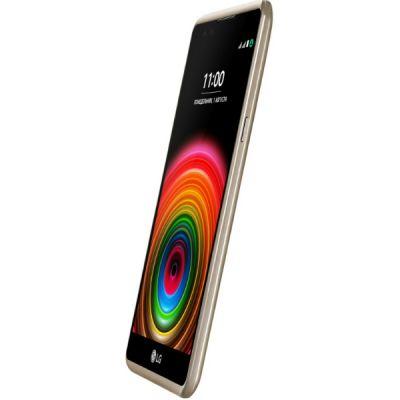 Смартфон LG X Power K220DS Золотистый LGK220DS.ACISGD