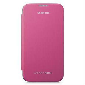 Чехол Samsung -книжка N7100, розовый EFC-1J9FPEGSER