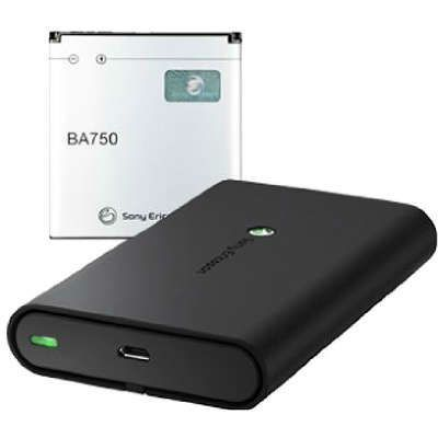 Зарядное устройство Sony комплект EP920 + аккумулятор BA750 (EP-952)