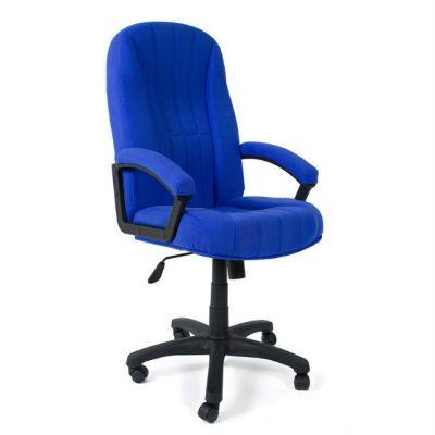 Офисное кресло Тетчер СН888 ткань, синий