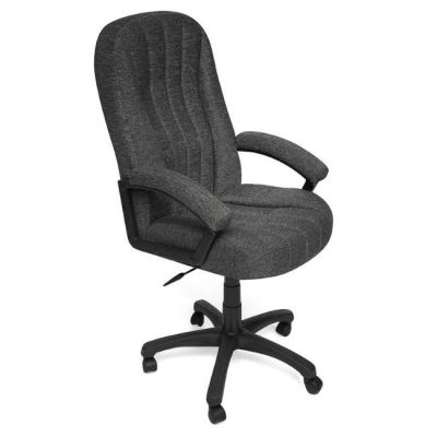 Офисное кресло Тетчер СН888 ткань, серый