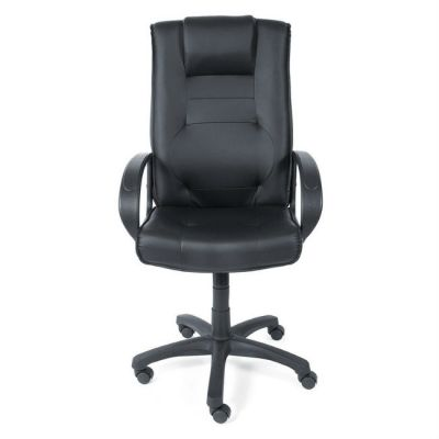 Офисное кресло Тетчер СН902 кож/зам, черный