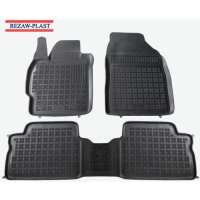 Rezaw-Plast Коврики салона Toyota Corolla 2007-2012 с бортиками, полиуретановые (3 части) ST 49-00046