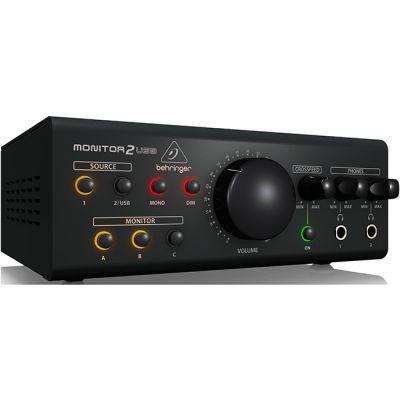 ��������� Behringer ��� ��������� Monitor 2Usb