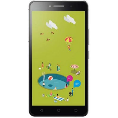 Смартфон Alcatel Pixi 4(6) 9001D Black 9001D-2AALRU1