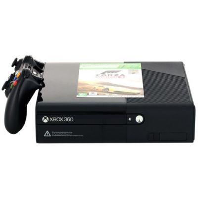 ������� ��������� Microsoft Xbox 360 � 500 �� ������ � ����� Forza Horizon 2 + ������ ������� � ��������� 3M4-00043-s