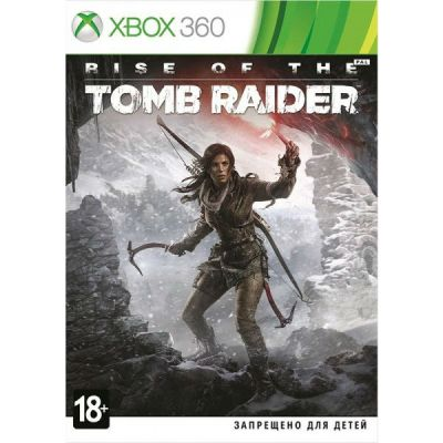 Игра для Xbox 360 Tomb Raider (18+) PD7-00014