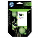 Расходный материал HP LARGE Hewlett-Packard 78 Large Color C6578A