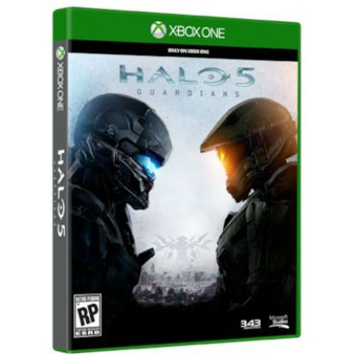 Игра для Xbox One Halo 5 Guardians (18+)