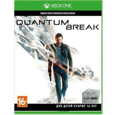 Игра для Xbox One Quantum Break (16+)
