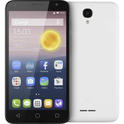 Смартфон Alcatel Pixi 4 5010D White 5010D-2BALRU1
