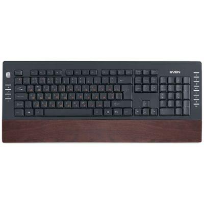 Клавиатура Sven Comfort 4200 Wooden